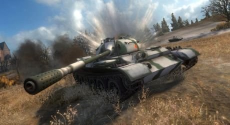 World of Tanks: Jízda Charkovem