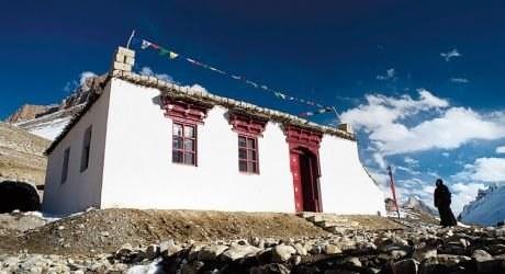 Čech postavil školu v Himaláji