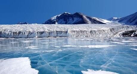 Nej foto mapa Antarktidy