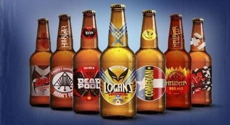 Pivko pro super hrdiny
