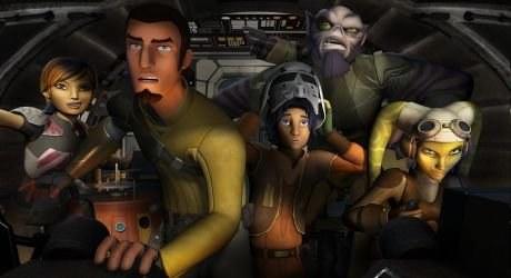 Star Wars Povstalci startují