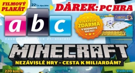 Co bude v ABC č. 22: Minecraft!