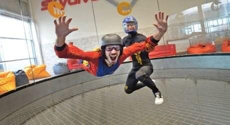 Jak na vzdušnou akrobacii