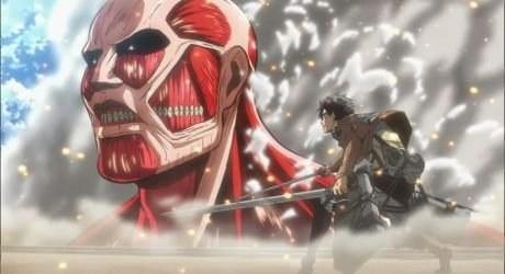 Manga Útok Titánů bude hraný film