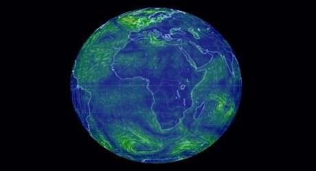 Interaktivní pohledy na Zemi