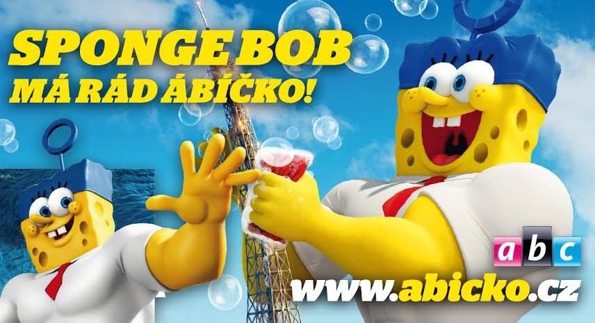 Co bude v ABC č. 3: Sponge Bob