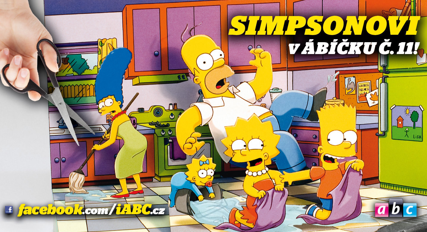 Co bude v ABC 11: Simpsonovi