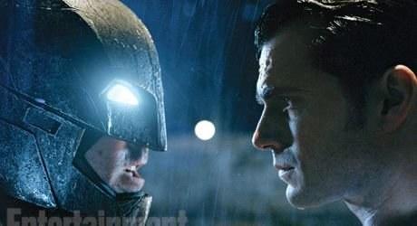 Batman vs. Superman: První fotky!