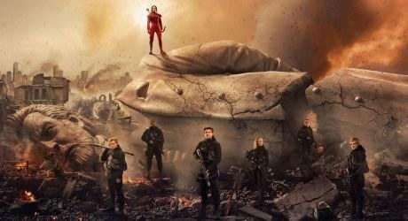 Hunger Games na vrcholu