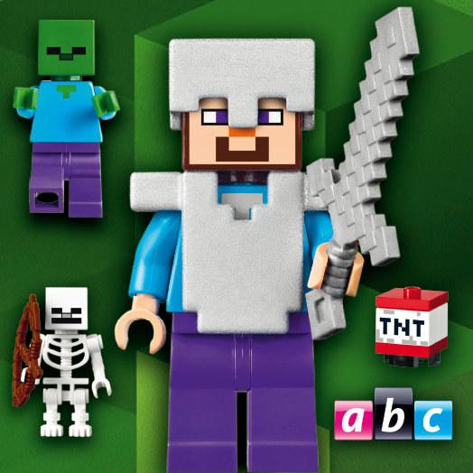 Co je v ABC 8: Minecraft
