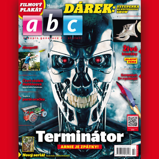 Co bude v ABC 14: Terminator
